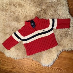 Ralph Lauren 9 Month Sweater